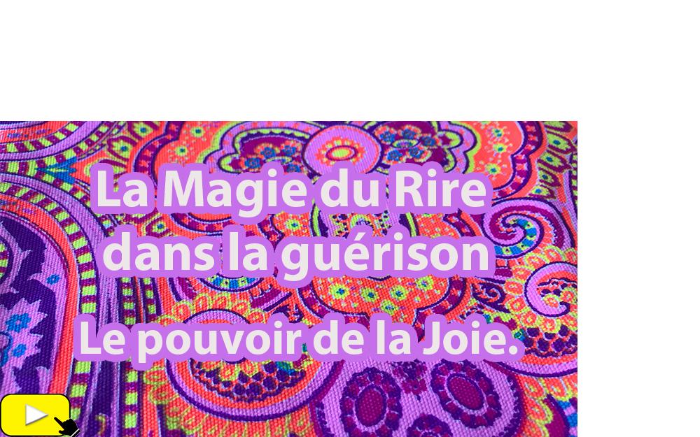 LE RIRE GUERISSEUR